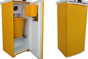 Холодильники для хранения медицинских отходов