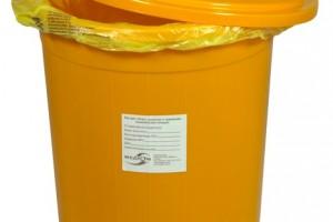 Емкости-контейнеры для хранения отходов