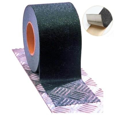 Формуемая противоскользящая лента, черная 100 мм - 18,3 м