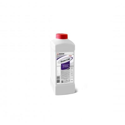 Средство для мытья оборудования, тары и инвентаря Auge Essen C48 Беспенное, 1 л