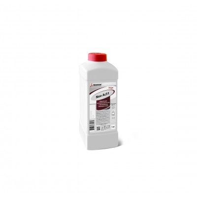 Средство для основательной чистки и обслуживания санитарных зон Auge Neo Ac51, 1 л