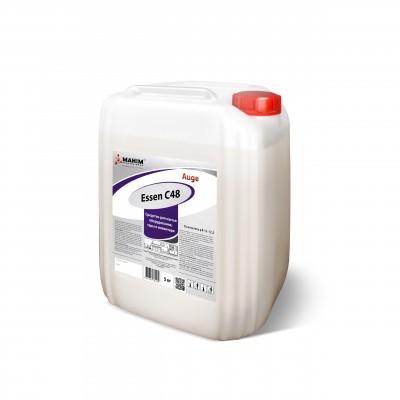Средство для мытья оборудования, тары и инвентаря Auge Essen C48 Беспенное, 5 л