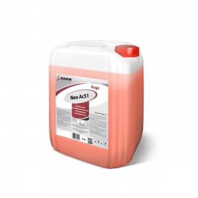 Средство для основательной чистки и обслуживания санитарных зон Auge Neo Ac51, 5 л