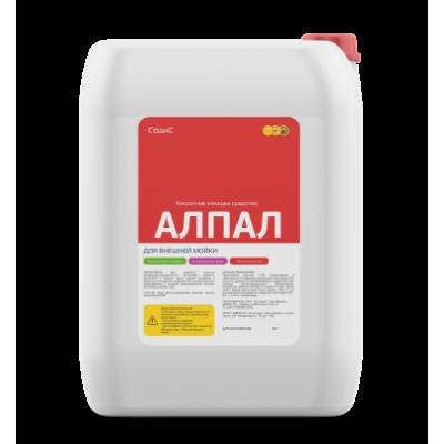 Кислотное пенное моющее средство АЛПАЛ, 20 л