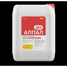 Кислотное пенное моющее средство с ЧАС АЛПАЛ ДЕЗ, 20 л