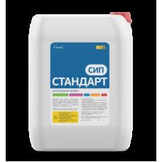 Щелочное беспенное моющее средство на основе хлора СТАНДАРТ СИП, 20 л