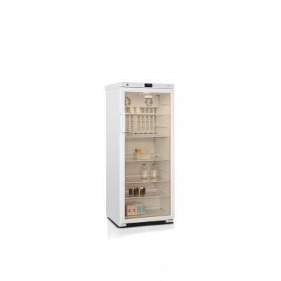Фармацевтический холодильник Бирюса 280S-GB тонированное стекло