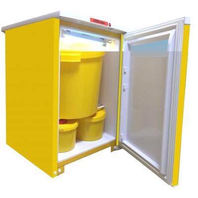 Холодильник для хранения медицинских отходов GTS-521