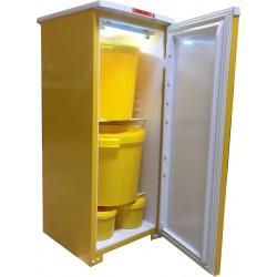 Холодильник для хранения медицинских отходов GTS-524