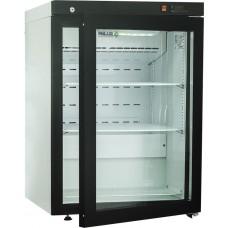 Фармацевтический холодильник Полаир ШХФ-0,2 ДС стекло