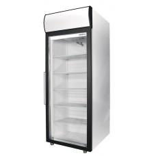 Фармацевтический холодильник Полаир ШХФ-0,5 ДС стекло