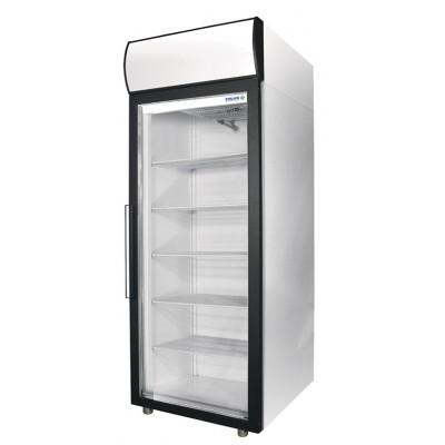Фармацевтический холодильник Полаир ШХФ-0,7 ДС стекло