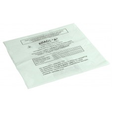 Пакет для сбора медицинских отходов 330х300 мм белый