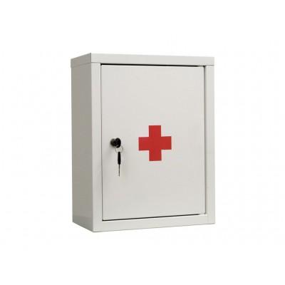 Аптечка-ящик AMD-39 металлическая дверь