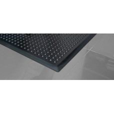 Противоусталостное покрытие Comfort anti-fatigue mat 610х920х20 мм черное