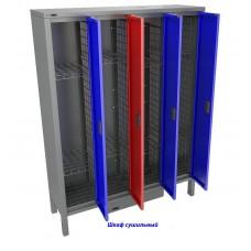 Шкаф сушильный для детского сада Капитошка (KIDBOX4)