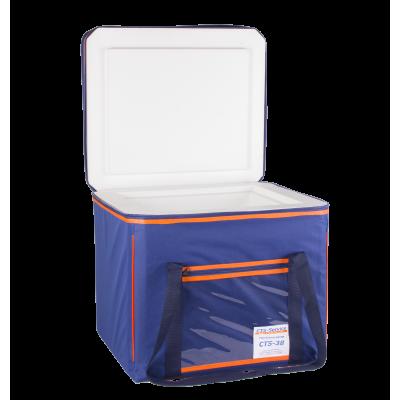 Термоконтейнер медицинский CTS 38 в сумке