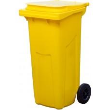 Мусорный контейнер для медицинских отходов, 120 литров