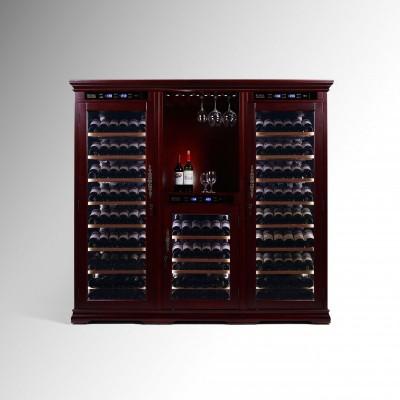 Винный шкаф Cold Vine C262-WM3-BAR (Classic)
