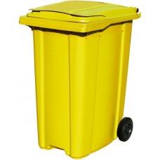 Мусорный контейнер для медицинских отходов, 360 литров