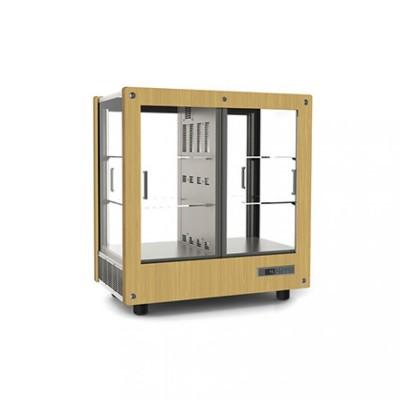 Винный шкаф Cornice Salumeria CS85V (Вишня)