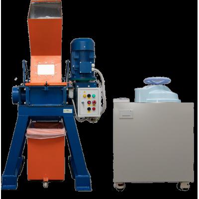 Утилизатор медицинских отходов МедКлинер-1*100И
